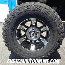 Custom Automotive :: Packages :: Off-Road Packages :: 17x9 XD Spy ... Goodyear Wrangler Dutrac Pmetric27555r20 Sullivan Tire Custom Automotive Packages Offroad 17x9 Xd Spy Bfgoodrich Mud Terrain Ta Km2 Lt30560r18e 121q Eagle F1 Asymmetric 3 235 R19 91y Xl Tyrestletcouk Goodyear Wrangler Dutrac Tires Suv And 4x4 All Season Off Road Tyres Tyre Titan Intertional Bestrich 750r16 825r16lt Tractor Prices In Uae Rubber Co G731 Msa And G751 In Trucks Td Lt26575r16 0 Lr C Owl 17x8 How To Buy
