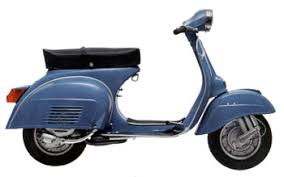 The Vespa Sprint Was Successor To GL It Had A Similar Layout And Design But Updated Styling That Matched Other Contemporaneous Largeframe