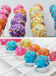 It s all about the little things Cake pops DIY