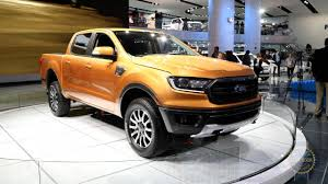 2019 Ford Ranger First Look | Kelley Blue Book