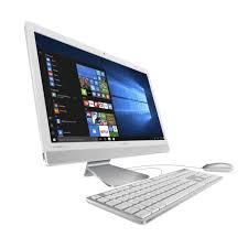 ordinateur de bureau hp tout en un ordinateurs de bureau hp pavilion prix pas cher cdiscount
