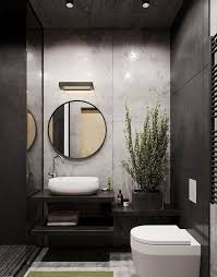 awesome 37 modern apartment bathroom designs ideas for