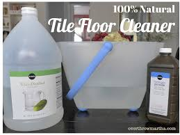 tile creative tile floor cleaner recipe home style tips