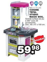 cuisine jouet tefal maxi toys promotion cuisine tefal studio magic boil smoby