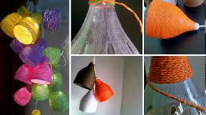 10 Best Out Of Waste Craft Ideas Decorative Art By Recycling Material