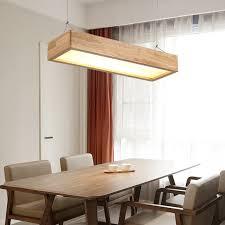 Online Shop A1 Japanese Chandelier Solid Wood Lamp Office Led Living
