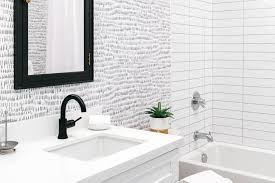 Bathroom Trends 2021 We Our Home Inspired By 5 Smart Ways To Use Wallpaper In Your Bathroom