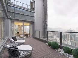 104 Hong Kong Penthouses For Sale China Real Estate Market Spotlight Apartment Terrace Large Backyard Luxury Penthouse