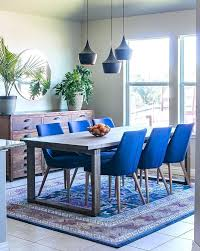 Blue Dining Room Table Best Chairs Ideas On Navy