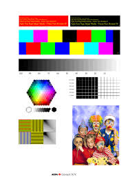Print Colour Test Page 10 New Coloring Epson Printer Color