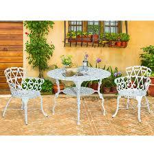 sunjoy patio dining sets you ll love wayfair