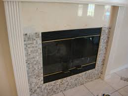 Acrylpro Ceramic Tile Adhesive Cleanup by Mosaic Tile Fireplace Makeover U2013 Grow Taste Create