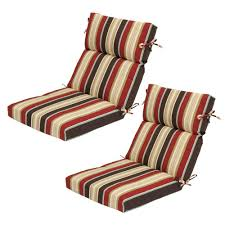 Hampton Bay Majestic Stripe High Back Outdoor Chair Outdoor Chair Cushions Ding 20 X Walmart Replacement Patio Ed Inoutdoor Sunbrella Cushion Reviews Joss Main Home Decators Collection 215 X Canvas White High Sale Dolce Mango Contour Pads For Your Inspiring Outdoorpatio Cast Silver Carmel Back Fabric 100 Decorating Ideas Good Looking Small Clearance Decor Editorialinkus Fniture Forest Green Amazoncom 2pack 24 In H W