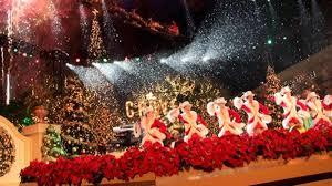Nbc Christmas Tree Lighting 2014 by Giant Christmas Tree At The Grove To Be Lit Nbc Southern California
