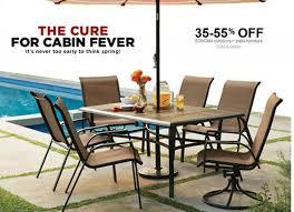 kohls patio furniture furniture design ideas