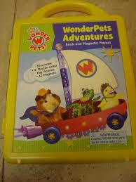 Sesame Street A Magical Halloween Adventure Vhs by Nick Jr Wonder Pets Wonder Pets Adventures Book And Magnetic