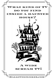 Halloween Fun Riddles by Black And White Halloween Joke Cartoon Haunted House Cpal