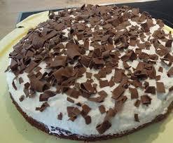 preiselbeere schoko sahne kuchen torte lecker und einfach