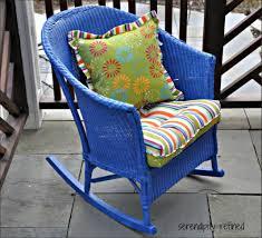 Furniture Wonderful Painting Rattan Furniture Inspirational