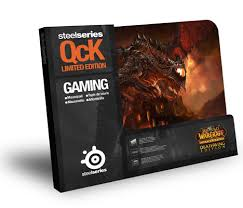acheter end wow tapis steelseries qck cataclysm deathwing
