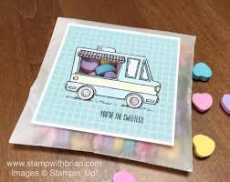 100 Trucks Paper Tasty Truck Sweet Treats For The Be Inspired Design Team Blog Hop