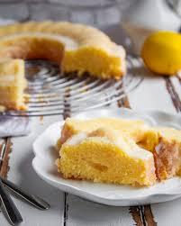 buttermilch zitronen kuchen