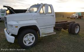 1981 Ford F600 Truck Cab And Chassis | Item DB0264 | SOLD! D... Ford Motor Company Timeline Fordcom 1981 Pickup07 Cruisein Trucks Pinterest F150 For Sale Classiccarscom Cc1095419 F100 Pickup Truck Item J8425 Sold February 10 Sell In San Antonio Texas Peddle Garys Garagemahal The Bullnose Bible Ford F350 Custom Dump Bed Dually Pickup Truck Frankfort Little Rust F 100 Custom Vintage Wiley Cyotye Overview Cargurus Vintage Trucks Cc1142273