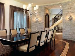 Stone Wall In Dining Room Amazing Accents That Pop Interior Accent Walls