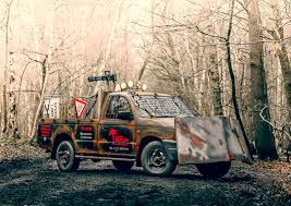 Prepare For The Zombie Apocalypse With The Dead Island Pickup Truck ...