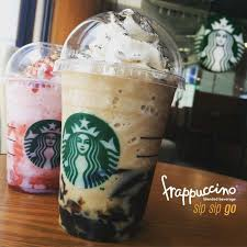 Starbucks Hong Kong Gets Strawberry Cheesecake And Triple Coffee Jelly Frappuccinos For Summer