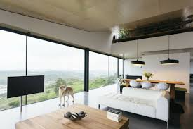 panoramafenster im innendesign dafür oder dagegen
