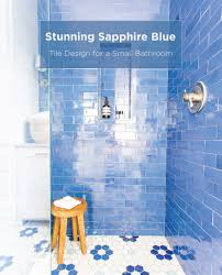 Polished & Stunning Sapphire Blue Tile Design For A Small Bathroom ... Bathroom Remodel Small With Curbless Shower Refer To 30 Design Ideas Solutions Fascating Tile 24 Maxresdefault 15 Luxury Patterns Home Sweet Bathroom Tile Design Ideas Youtube Best Designs For Spaces For Small Bathrooms Tuttofamigliainfo Vintage Bathtub Pictures Little Backsplash And Floor Wonderful Old Polished Stunning Sapphire Blue A