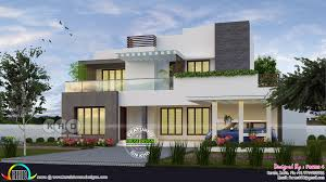 100 Modern House Cost 4 Bedroom 35 Lakhs Cost Estimated Modern House Kerala Home