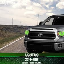 100 Toyota Truck Performance Parts 20142016 Tundra Halo Kit Xtreme Redline