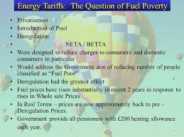Energy Tariffs No Standing Charge by Energy Saving The Uk Perspective And Addressing Issues Of Fuel
