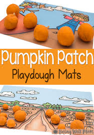 Pumpkin Picking Patchogue Ny by Patch Playdough Mats Food