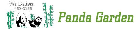 Panda Garden Order line Fairbanks AK 1739