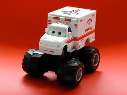 Mattel Cars Toons Monster Truck Mater Diecast: Dr. Feel Ba… | Flickr