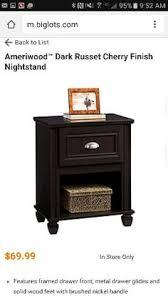 ameriwood 6 drawer federal white dresser at big lots hannah