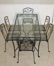 Salterini Iron Patio Furniture by Salterini Patio U0026 Garden Furniture Sets Ebay