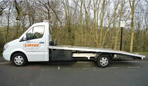 SCAM Mercedes Sprinter Recovery Truck 07 Plate