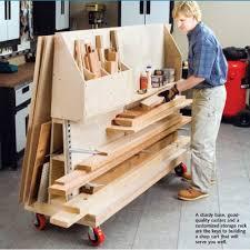 93 best workshop lumber racks images on pinterest garage