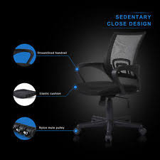 Workpro Commercial Mesh Back Executive Chair Instructions by Workpro Quantum 9000 Series Ergonomic Mesh Mid Back Chair Black Ebay