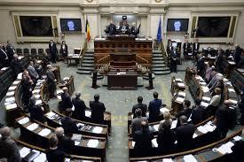 chambre du parlement commission d enquête parlementaire gêneurs non admis belgique