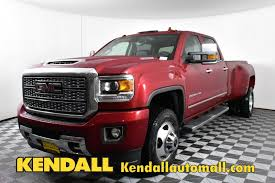 100 4wd Truck New 2019 GMC Sierra 3500HD Denali 4WD Crew Cab For Sale