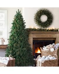75 Crescent Hill Cashmere Artificial Christmas Tree