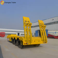 100 Trucks And Trailers For Sale Heavy Duty Trailer Low Bed Semi Buy