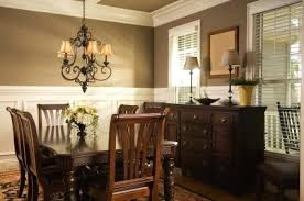 Dining Room Accent Wall Decor