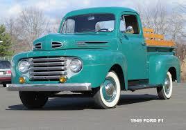 100 Ford F1 Truck 1949 OLD FORGE MOTORCARS INC