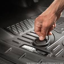 Husky Liner Weatherbeater Floor Mats by Husky Weatherbeater 2017 Gmc Acadia Cadillac Xt5 1st U0026 2nd Row